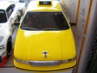 シボレーカプリス タクシー