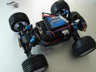 LOSI micro-T オイルダンパー