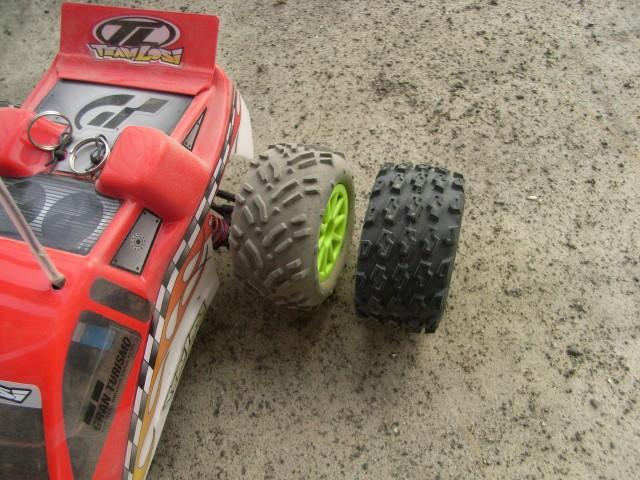 mini-T dirt-tire