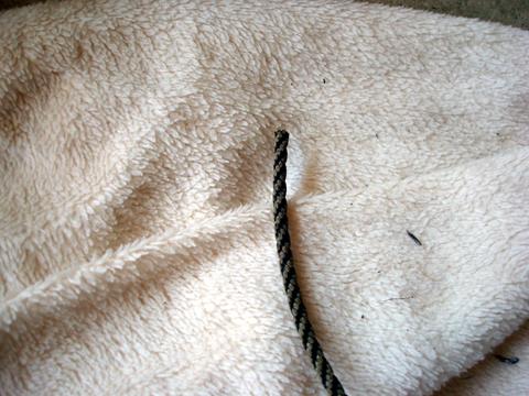 ロープの編み方01